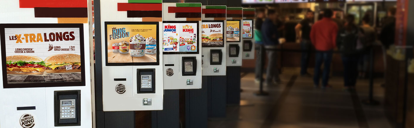 SELF SERVICE RESTAURANT KIOSKS In-Store Ordering That Works For You